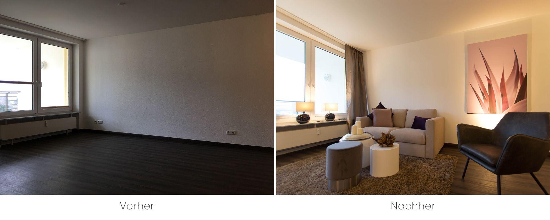 Home Staging Kurpark-Residenz Cuxhaven Bremen Hamburg JIL KOPERSCHMIDT IMMOBILIEN